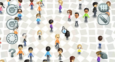 wii mii Channel