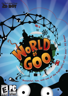 World of goo Cover