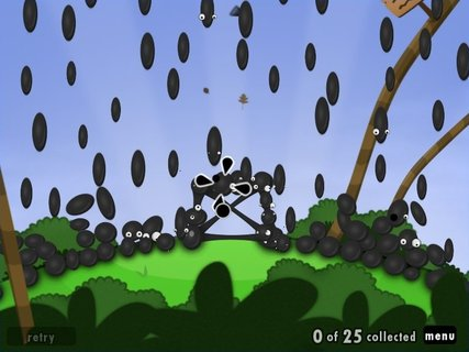 World Of Goo Raining Goo Balls