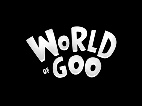World of goo Title