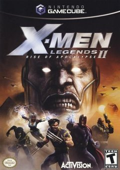 X Men Legends 2 Cover