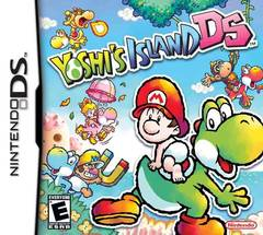 Yoshi's Island ds Cover